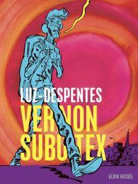 Vernon Subutex, bd chez Albin Michel de Despentes, Luz