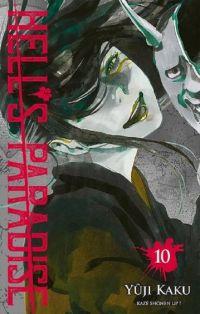 Hell's paradise T10, manga chez Kazé manga de Kaku