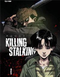 Killing stalking T1, manga chez Taïfu comics de Koogi