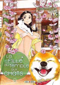 La fille du temple aux chats T9, manga chez Soleil de Ojiro