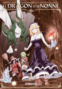 Le dragon et la nonne  T3, manga chez Soleil de Takano