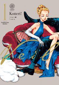 Veil T1, manga chez Noeve Grafx de Kotteri