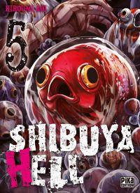 Shibuya hell T5, manga chez Pika de Hiroumi