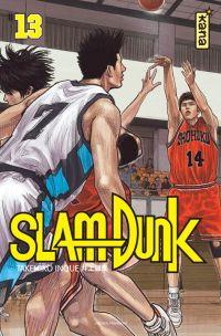 Slam Dunk T13, manga chez Kana de Inoue