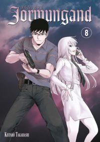 Jormungand T8, manga chez Meian de Takahashi