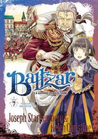 Baltzar T7, manga chez Meian de Nakajima