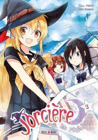 Sorcière en formation T3, manga chez Soleil de Aizawa