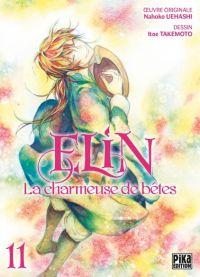 Elin la charmeuse de bêtes T11, manga chez Pika de Uehashi, Takemoto