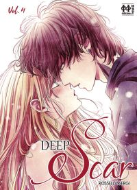 Deep scar  T4, manga chez H2T de Sergi
