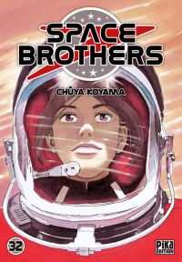 Space brothers T32, manga chez Pika de Koyama