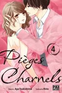 Pièges charnels T4, manga chez Pika de Ririo, Tsukishima