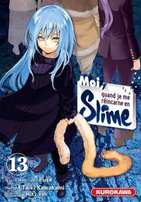 Moi, quand je me réincarne en slime T13, manga chez Kurokawa de Kawakami, Fuse