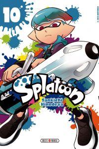 Splatoon T10, manga chez Soleil de Hinodeya