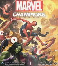 Marvel Champions, comics chez Fantasy Flight Games  de Boggs, Grace, French, Beck, Ivan