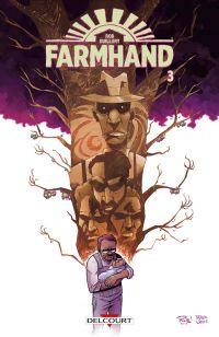 Farmhand T3, comics chez Delcourt de Guillory