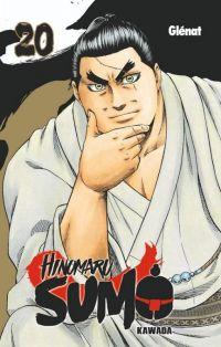 Hinomaru sumo T20, manga chez Glénat de Kawada