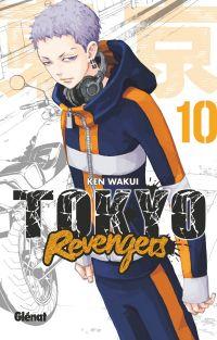 Tokyo revengers  T10, manga chez Glénat de Wakui