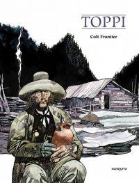 Colt Frontier, bd chez Mosquito de Toppi