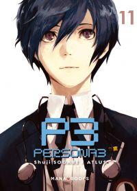 Persona 3 T11, manga chez Mana Books de Sogabe, Atlus