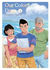 Our colorful days T3, manga chez Akata de Tagame