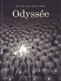 Odyssée, bd chez Sarbacane de Van den Ende