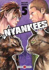 Nyankees T5, manga chez Bamboo de Okada