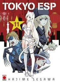 Tokyo ESP T11, manga chez Panini Comics de Segawa