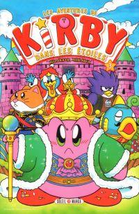 Les aventures de Kirby dans les étoiles T3, manga chez Soleil de Sakurai, Hikawa