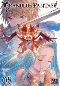 Granblue fantasy T8, manga chez Pika de Fugetsu, Cocho