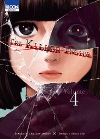 The killer inside T4, manga chez Ki-oon de Inoryu