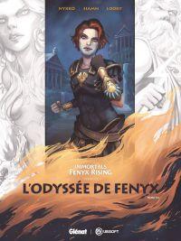 Immortals Fenyx Rising T1 : L'Odyssée de Fenyx 1/2 (0), bd chez Glénat de Nykko, Siamh, Looky, Arancia, Krystel