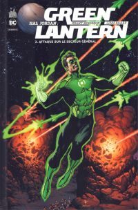 Hal Jordan : Green Lantern  T3, comics chez Urban Comics de Morrison, Scott, Sharp, Xermanico, Oliff, Anderson, Frank