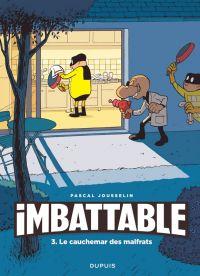 Imbattable T3 : Le Cauchemar des malfrats (0), bd chez Dupuis de Jousselin, Croix