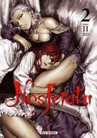 Nosferatu T2, manga chez Soleil de Shinjirô