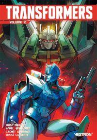 Transformers  T2, comics chez Vestron de Ruckley, McGuire Smith, Malkova, Hernandez, Griffith, Pitre-Durocher, Burcham, Lafuente
