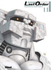 Gunnm Last Order T11, manga chez Glénat de Kishiro