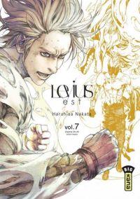 Levius T7, manga chez Kana de Nakata