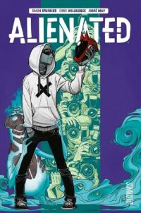 Alienated, comics chez Hi Comics de Spurrier, Wildgoose, May