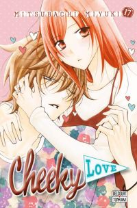 Cheeky love T17, manga chez Delcourt Tonkam de Mitsubachi