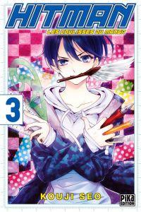 Hitman T3, manga chez Pika de Seo