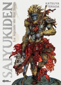 Saiyukiden - La légende du roi singe, manga chez Pika de Terada