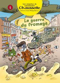 Commissaire Chaussette T3 : La guerre du fromage (0), bd chez Y.I.L. de Bertaux