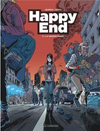 Happy end T1 : La grande panne (0), bd chez Le Lombard de Jouvray, Jurdic, Buchwalder
