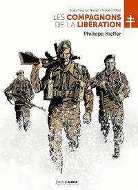 Les Compagnons de la libération T5 : Philippe Kieffer (0), bd chez Bamboo de Le Naour, Blier, Bouët