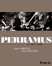Perramus, bd chez Futuropolis de Sasturain, Breccia
