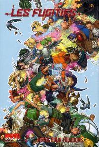 Les fugitifs – cycle Marvel Deluxe, T1 : Héros pour toujours (0), comics chez Panini Comics de Vaughan, Miyazawa, Alphona, Strain