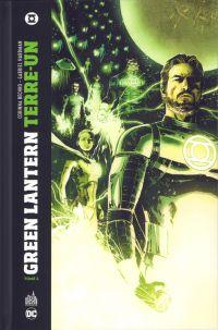 Green Lantern Terre-Un T2, comics chez Urban Comics de Bechko, Hardman, Boyd