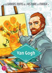 Van Gogh, manga chez Nobi Nobi! de Fukaki