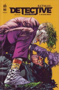 Batman : detective  T4 : Un coeur hideux (0), comics chez Urban Comics de Walker, Tomasi, Moore, Kumar, Godlewski, Raynor, Bonvillain, Baron, Filardi, Fajardo Jr, Anderson
