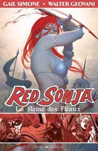 Red Sonja  : La reine des fléeaux  (0), comics chez Graph Zeppelin de Simone, Geovani, Lucas, Frison